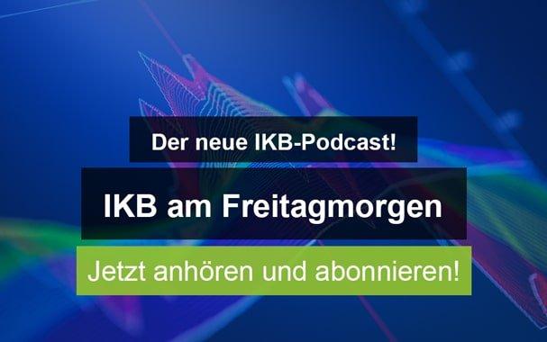 IKB am Freitagmorgen - Release Banner